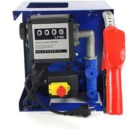 Naftová čerpací stanice spočítadlem 600W 230V GEKO