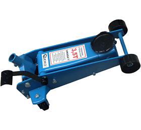 Hydraulický zvedák 3,5t, vybaven nožním pedálem, GEKO