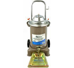 Vzduchové čerpadlo namaziva 12l, 4-8 bar GEKO