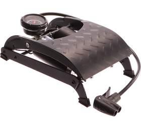 Hustilka nožní smanometrem dvoupístová, 50x120mm GEKO