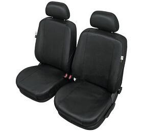 Autopotahy PRACTICAL na přední sedadla, černé SIXTOL