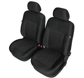 Autopotahy POSEIDON napřední sedadla, černé SIXTOL