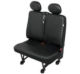 Autopotahy PRACTICAL DVdodávka -2 sedadla, černé SIXTOL