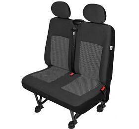 Autopotahy PERUN DVdodávka –2 sedadla SIXTOL