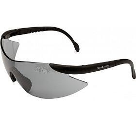 Ochranné brýle tmavé typ B532, YATO