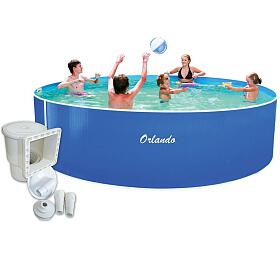 Marimex bazén Orlando 3,66 x0,91m +skimmer Olympic
