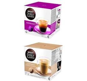 2 balení kávy jako dárek