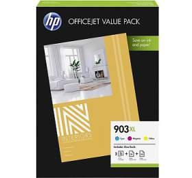 HP 903XL CMY pack, 1CC20AE