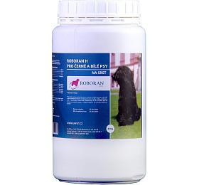 Roboran Hpro psy černé abílé plv 400 g