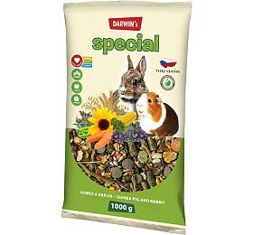 Darwins Speciál morče, králík 1 kg