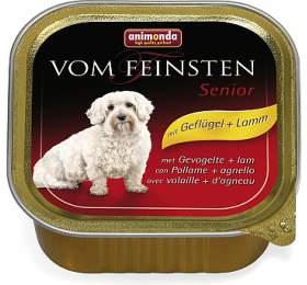 Animonda VomFeinsten dog van.Senior -kuře, jehně 150 g