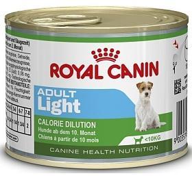 Royal Canin -Canine konz. Mini Adult Light 195 g