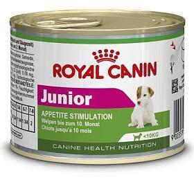 Royal Canin -Canine konz. Mini Junior 195 g