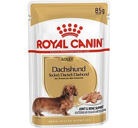 Royal Canin -Canine kaps. BREED Jezevčík 85g