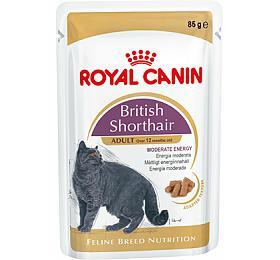 Royal Canin - Feline kaps. BREED British Shorthair 85 g