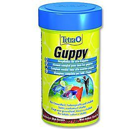 Tetra Guppy Food 100 ml
