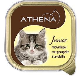 Athena cat junior van. paštika - drůbež 100 g