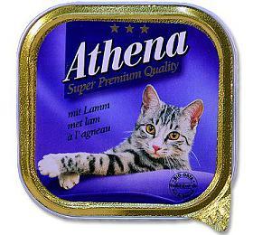 Athena cat van. paštika - jehněčí maso 100 g