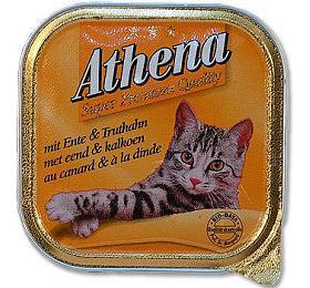 Athena cat van. paštika - kachna, krocan 100 g