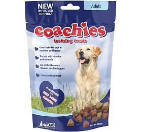 Coachies pamlsek Adult - kuře, jehně, hovězí 200 g