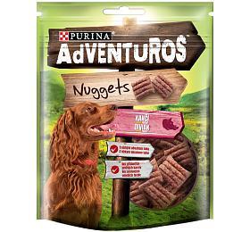 Adventuros snack dog -nugetky skančí přích. 90g