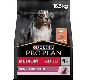 PRO PLAN Dog Adult Medium Sensitive Skin 14+2,5 kgzdarma