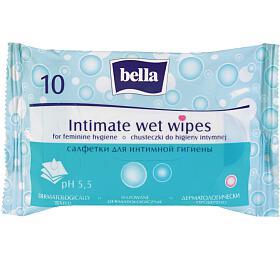 Bella Intimní vlhčené ubrousky á10 ks