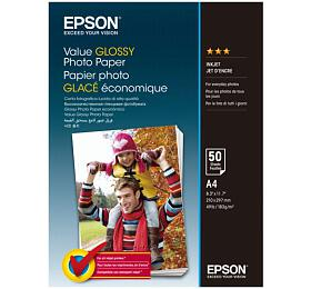 EPSON Value Glossy Photo Paper A4 50 sheet