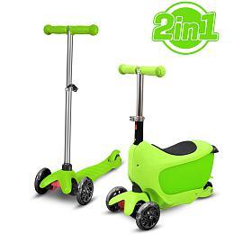 BPC 4311 Koloběžka TAMAN 2v1 Buddy toys