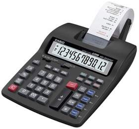 Casio HR 200 TEC s tiskem