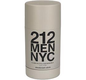 Deodorant Carolina Herrera 212 NYC Men, 75 ml