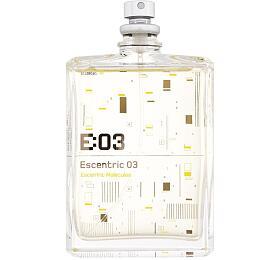 Toaletní voda Escentric Molecules Escentric 03, 100 ml