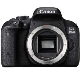 Canon EOS 800D zrcadlovka - tělo + 18-55 IS STM