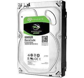 "Seagate BarraCuda 3.5"" HDD, 500GB, 3.5"", SATAIII, 32MB cache, 7.200RPM"