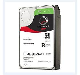 "Seagate IronWolf PRO, NAS HDD, 10TB, 3.5"", SATAIII, 256MB cache, 7.200RPM"