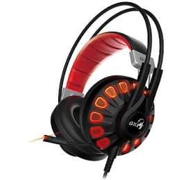 GENIUS GXGAMING headset -USB sluchátka smikrofonem HS-G680/ 7.1 virtuální