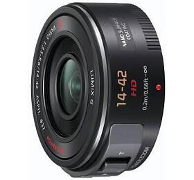 Panasonic H-PS14042E-K - LUMIX G X VARIO PZ 14-42mm/F3.5-5.6 ASPH POWER O.I.S.