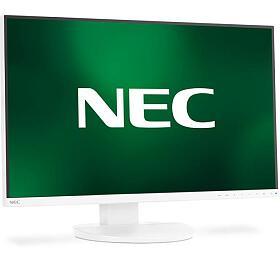 """NEC 27"""" EA271Q PLS/W-LED/2560x1440/6ms/350cd/DVI/DPin+out/HDMI/USB/Repro/bílý"""
