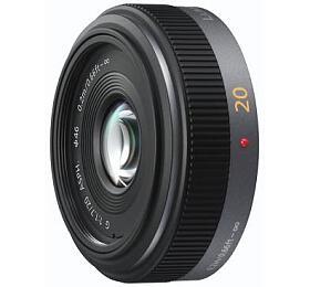 Panasonic H-H020AE-K -LUMIX G20mm/F1.7 ASPH