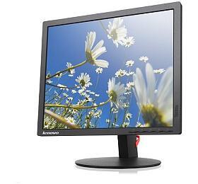 """Lenovo LCD T1714p Wide 17"""" TN-WLED/5:4/1280x1024/1000:1/5ms/250dc-m2/VGA+DVI+DP/Pivot"""