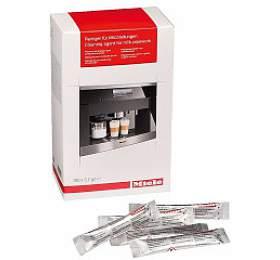 Miele GP CL MCX 0101 P na rozv. mléka 100 ks pro hygienickou čistotu rozvodů mléka v kávovarech.