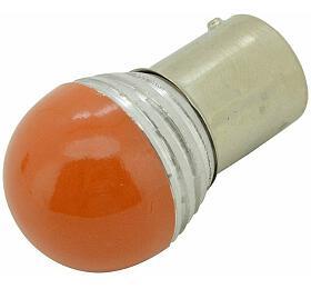 Žárovka 9 SMD LED 1chip 12V BaU15s CAN-BUS ready oranžová 1ks, COMPASS