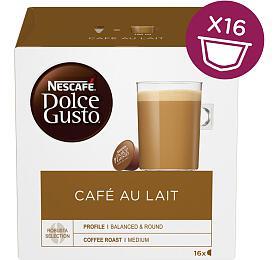 NESCAFÉ® Dolce Gusto® Café auLait kávové kapsle 16ks