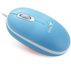 Genius ScrollToo 200 USB 2.0 - modrá