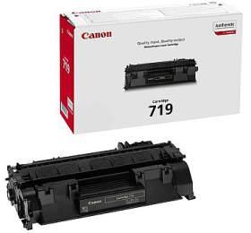 Canon CRG-719, 2,1K stran originální - černý
