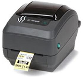 Tiskárna Zebra GK420d, 203dpi, USB, LAN, DT