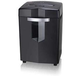 PEACH skartovač High Performance Cross Cut Shredder PS500-80, P-4, < 58dB, 120 min. non-stop, 27 l