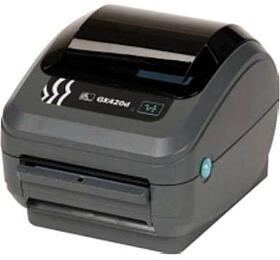 Tiskárna Zebra GK420d, 203dpi, USB, RS-232, LPT, DT