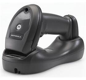 Motorola LI4278, bezdrátový snímač, KIT, černý, USB