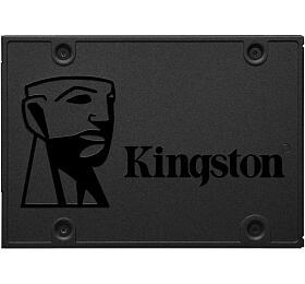 Kingston Flash SSD 480GB A400 SATA3 2.5 SSD